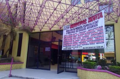 Brindará DIF jornada médica en Coatzintla