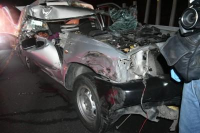 Mujer iba a reclamar cuerpo de su esposo y fallece en carretera Tinaja- Cosoleacaque