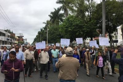 Arrecian rivalidades entre los petroleros de Poza Rica