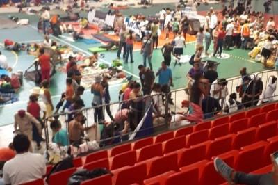 Autoridades de Orizaba se preparan para la segunda caravana de migrantes