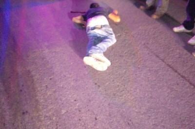 Atropellan a hombre  en la carretera federal Cuitláhuac - La Tinaja