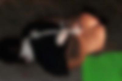 Abandonan a sujeto ejecutado en la Joyita Ixtaczoquitlán