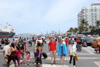 Viernes regresa el calorcito a Veracruz, para entrar nuevo frente frío martes
