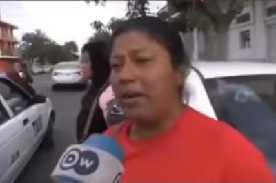 Pide perdón migrante que dijo que frijoles y tortillas eran comida para cerdos (+VIDEO)