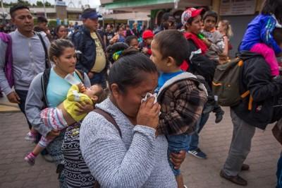 Estados Unidos atiende 40 solicitudes de asilo por día