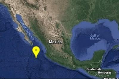 SSN reporta sismo de magnitud 5.4 en Puerto Vallarta
