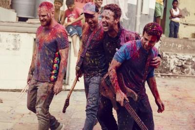 Coldplay se transforma