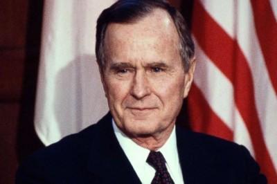 Muere a los 94 años de edad George H.W. Bush