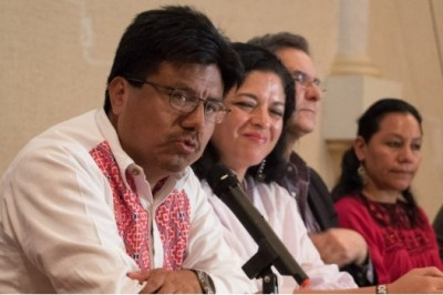Formaliza AMLO creación del Instituto Nacional de Pueblos Indígenas