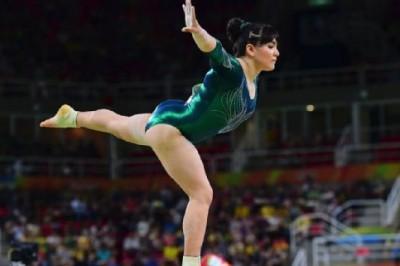Alexa Moreno ganó oro en la Copa Toyota de Japón