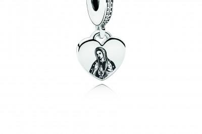 Pandora presenta Virgen de Guadalupe, un charm exclusivo para México