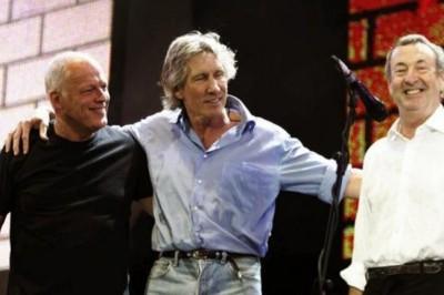 Decepcionado de Waters y Gilmour