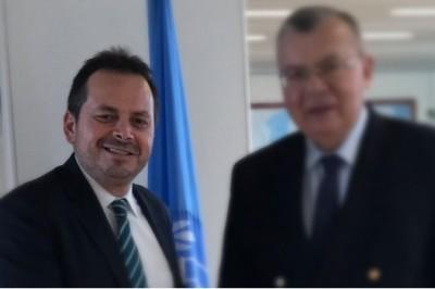 Nombra ONU al mexicano Carlos Ruiz Massieu como representante en Colombia