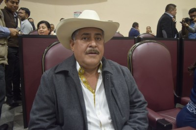 Molina Palacios, en contra de la permanencia de Américo Zuñiga en el PRI