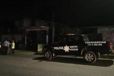 3 muertos y 3 heridos es el saldo de un ataque armado en Atzacan