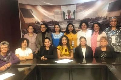 Con diálogo, se fortalecerá la agenda legislativa por los derechos y la no violencia contra las mujeres: Mónica Robles