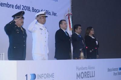 Espera Boca del Río contar con 210 elementos policiaco