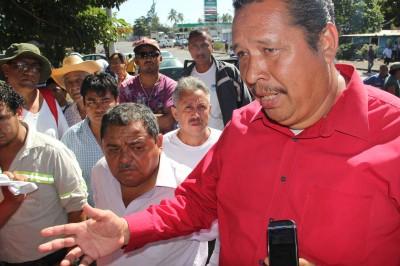 Trasladan a 'El Profe' al penal de San Andrés Tuxtla