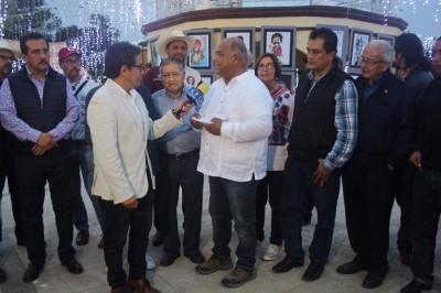 Eric Cisneros Burgos visita Otatitlán