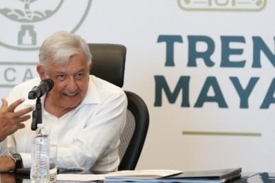 Prevén que Tren Maya esté listo a finales de 2022