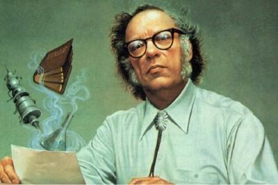 ¿Quién fue Isaac Asimov?