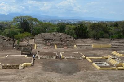 Descubren templo de Xipe Tótec