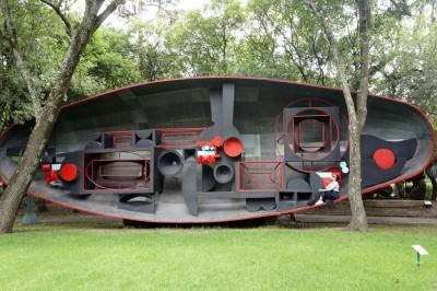 Restauran obra de Felguérez