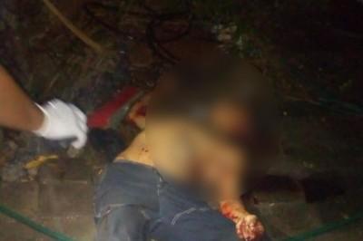 Con signos de tortura, hallan muerto a limpia parabrisas en Veracruz