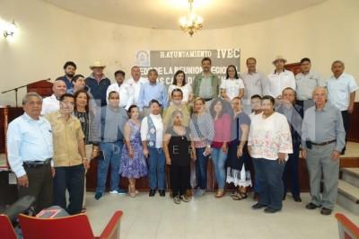 Acude a Cosamaloapan la directora general del IVEC (+FOTO)