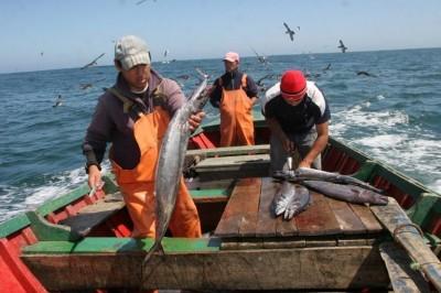 Nuevo frente frío afectará a pescadores