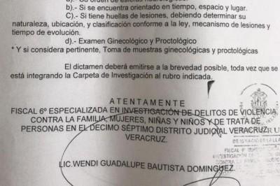 Violan a jovencita bajo un puente en Veracruz