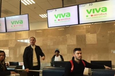 Usuarios estallan contra VivaAerobus tras cancelación de vuelo Veracruz-Monterrey