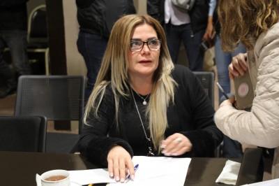 Acusan a Maryjose Gamboa de ingresar alcoholizada al Congreso del Estado