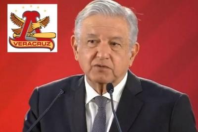AMLO anuncia el regreso de los 'Rojos del Águila' de Veracruz