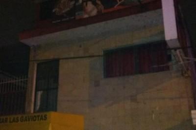 Asesinan a 2 personas dentro de cantina en Xalapa (+Fotos)