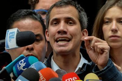 Descarta Guaidó asistir a cumbre de México y Uruguay por Venezuela