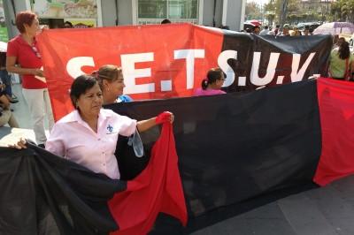 Estallaría huelga de SETSUV tras nula respuesta del aumento salarial