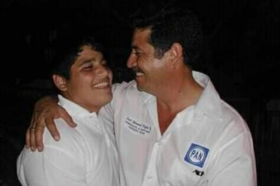 Muere hijo de ex candidato por Cosoleacaque en fatal accidente