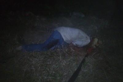 Localizan los cuerpos de dos hombres asesinados a machetazos  en Acula