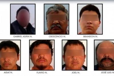 Caen Los Richard, banda de huachicoleros acusados de homicidio
