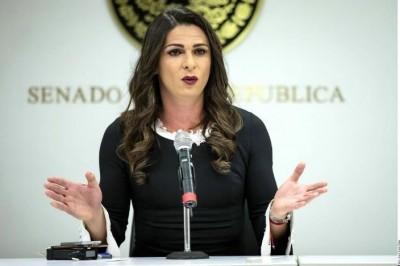 Ana Guevara anuncia ajuste a su sueldo ante polémicas