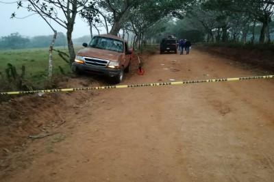 Un muerto en accidente tras choque de dos camionetas en Rodriguez Clara