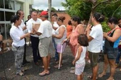 Familias que habitan Playas de Chalchihuecan se ven afectadas por