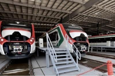 El Tren Interurbano México-Toluca podría iniciar operaciones en 2019: SCT