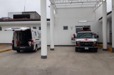 Altercado entre delincuentes y fuerzas  de seguridad, deja dos hombres heridos