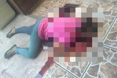Una vez más feminicidio en Tecolutla