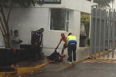 Sufre atentado instructor de artes marciales en Xalapa