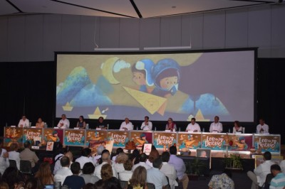 Realizan Feria Internacional de Lectura Yucatán 2019