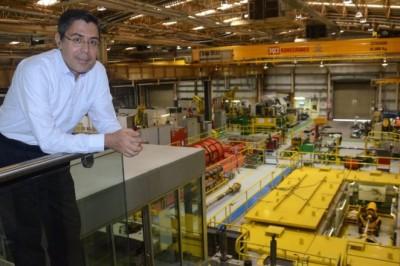 Alfonso Izquierdo lidera a expertos en tecnología
