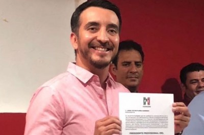 Todos los integrantes que busquen la dirigencia estatal son bienvenido ya que tienen los mismos derechos : Presidente del PRI en Veracruz